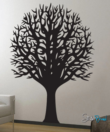 Vinyl Wall Decal Sticker Bare Tree #757