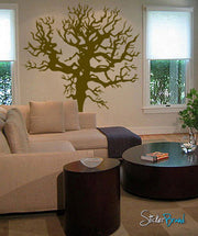Vinyl Wall Decal Sticker Tree Bare Branches #762