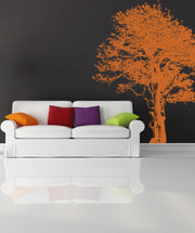 Vinyl Wall Decal Sticker Tree #859