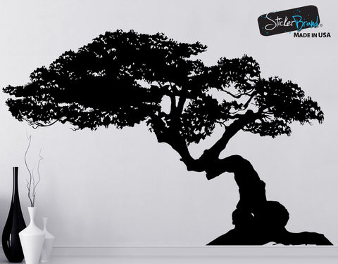 Vinyl Wall Decal Sticker Weird Bonsai #AC228