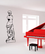 Vinyl Wall Decal Sticker Venus de Milo Statue #OS_MB514
