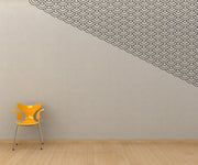 Vinyl Wall Decal Sticker Japanese Waves #OS_MB275