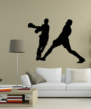 Vinyl Wall Decal Sticker Boxing Match #OS_MB520