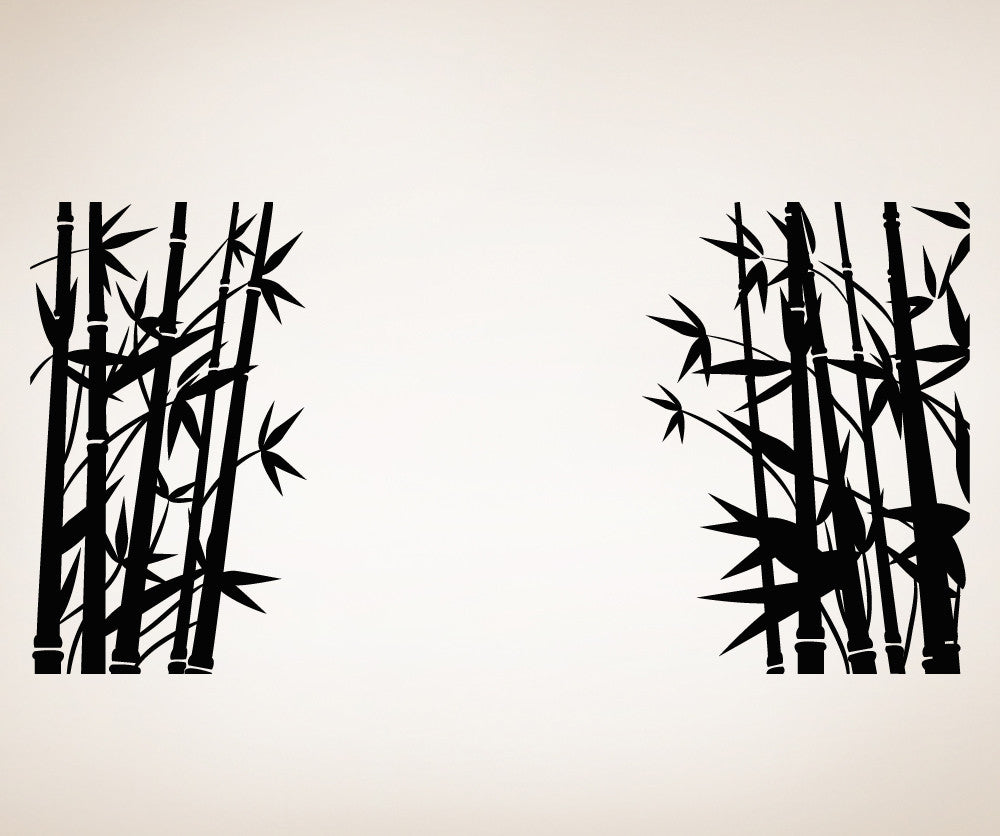 Vinyl Wall Decal Sticker Bamboo item #OS_MB117