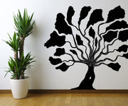 Vinyl Wall Decal Sticker Abstract Tree #OS_MB392