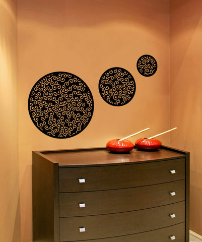 Vinyl Wall Decal Sticker Japanese Ambience Item #OS_MB123