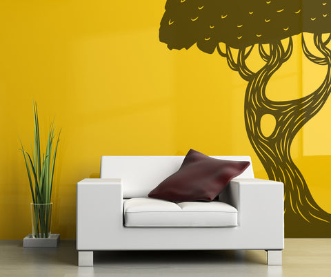 Vinyl Wall Decal Sticker Animated Tree #OS_MB314