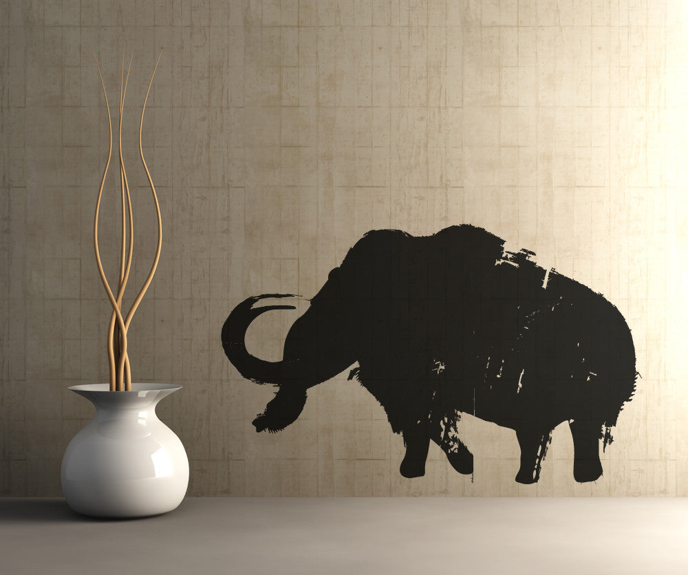 Vinyl Wall Decal Sticker Mammoth Cave Drawings #OS_MB232
