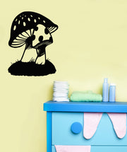 Vinyl Wall Decal Sticker Mushrooms #OS_MB483