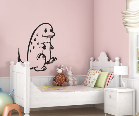 Vinyl Wall Decal Sticker Silly Animal #OS_MB404