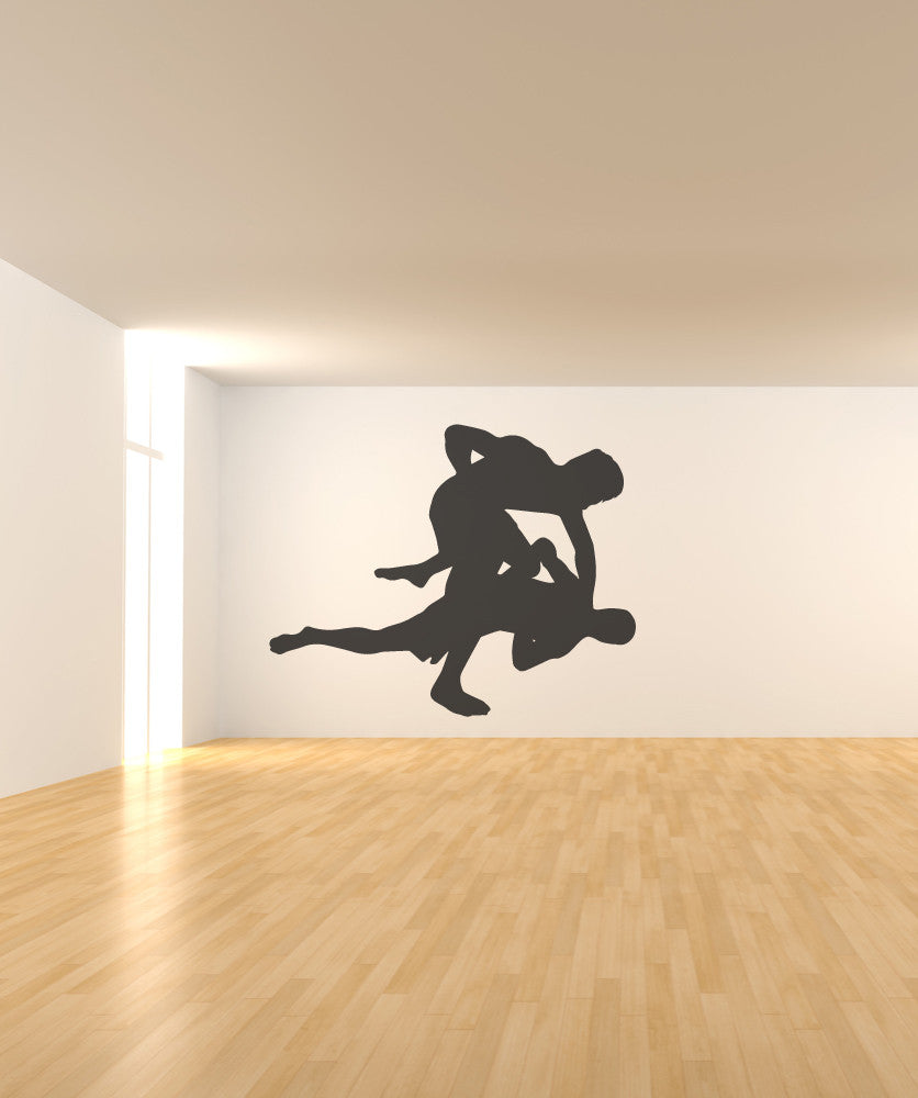 Vinyl Wall Decal Sticker Fighting #OS_MB547