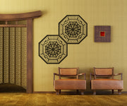 Vinyl Wall Decal Sticker Octagon Design #OS_MB245