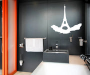Vinyl Wall Decal Sticker Paris #OS_MB502
