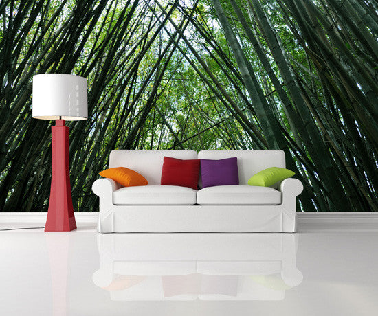 Wall Mural Decals peel and stick wall murals | removable wall murals