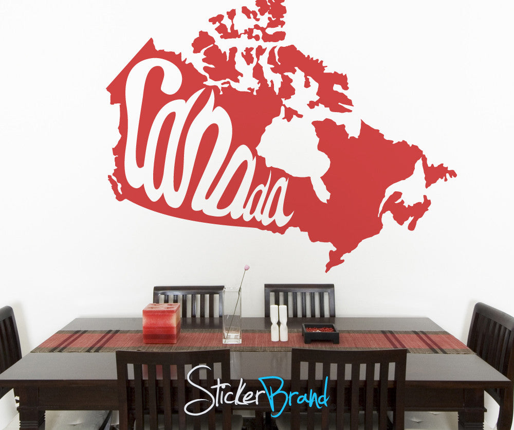 Vinyl Wall Decal Sticker Canada OSMB - Vinyl decal stickers canada