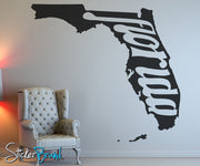 Vinyl Wall Decal Sticker Florida #OS_MB175