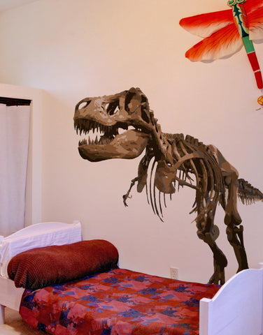 Graphic Vinyl Wall Decal Sticker Dinosaur T-Rex #MMartin152