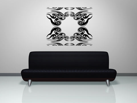 Vinyl Wall Decal Sticker Tribal Pattern #OS_AA1021