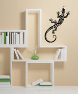 Vinyl Wall Decal Sticker Lizard Design #OS_AA1196