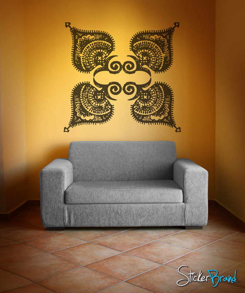 Vinyl Wall Decal Sticker Moroccan 6 #OS_AA119