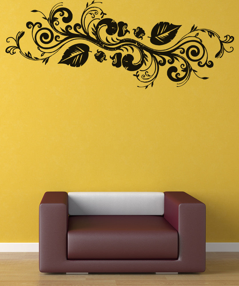 Vinyl Wall Decal Sticker Decorative Vine #OS_AA1208