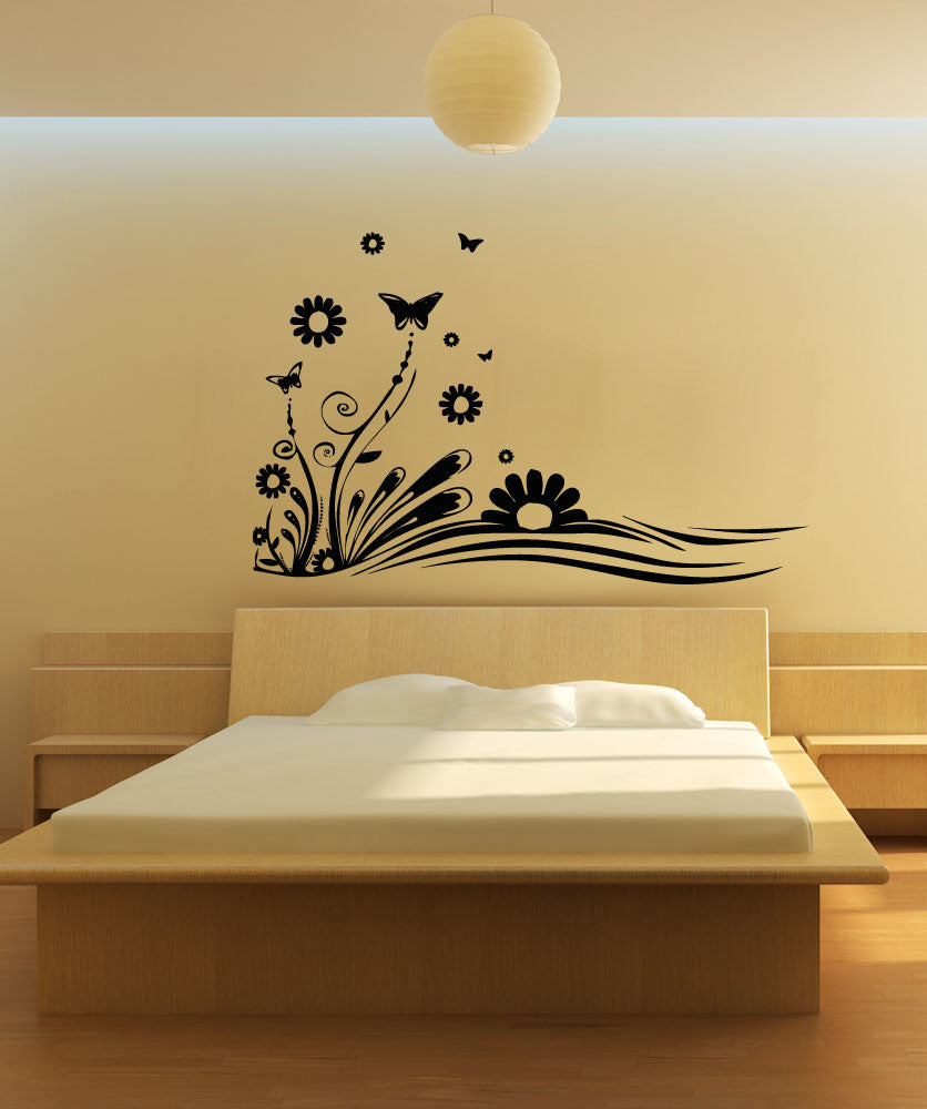 Vinyl Wall Decal Sticker Springtime Design #OS_AA1212