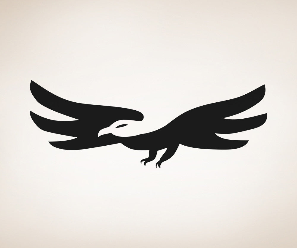 Vinyl Wall Decal Sticker Abstract Eagle Os Aa1291