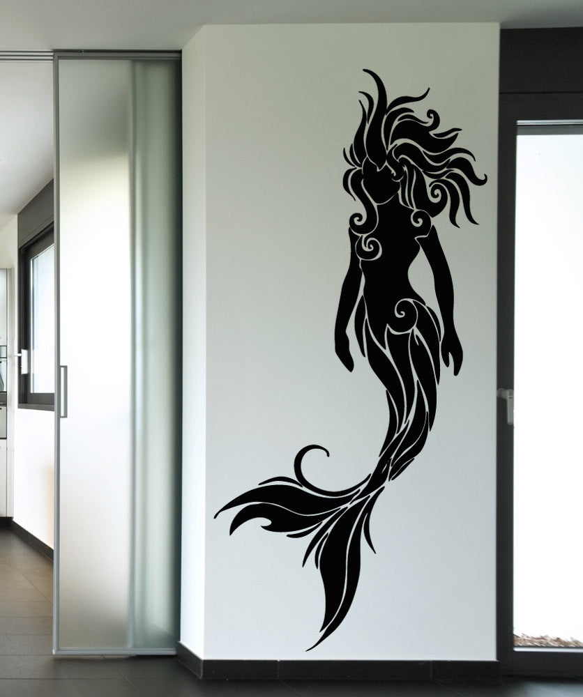 Mermaid Decals For Walls