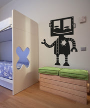 Vinyl Wall Decal Sticker Kid Robot #OS_AA200