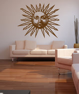 Vinyl Wall Decal Sticker Sun #OS_AA207