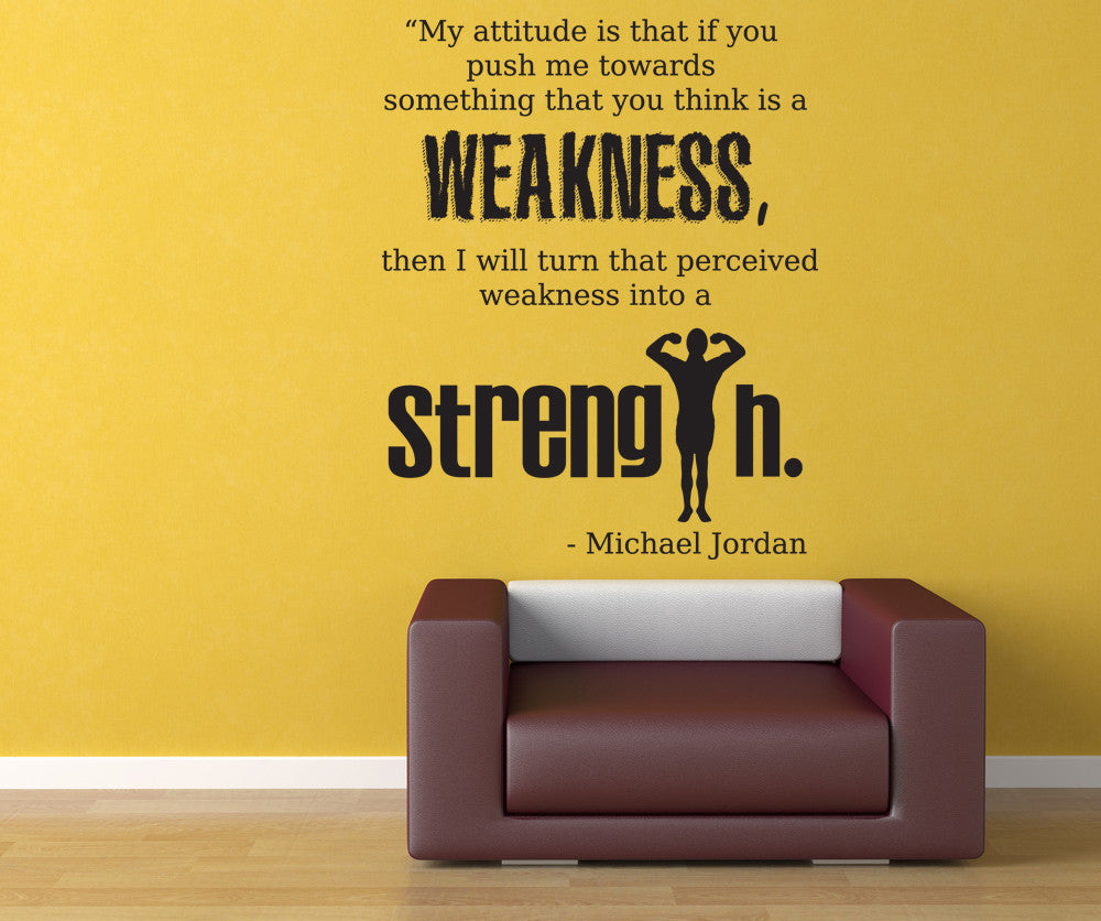 Vinyl wall decal sticker michael jordan quote osdc525 amipublicfo Images