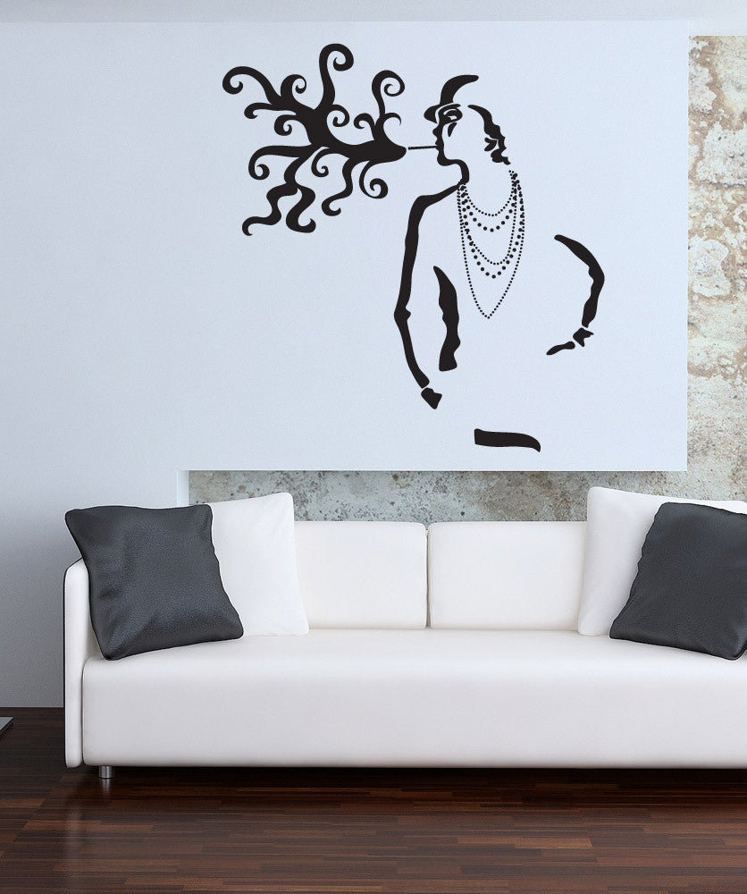 Vinyl Wall Decal Sticker Coco #OS_DC617