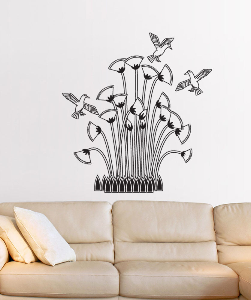 Vinyl Wall Decal Sticker Egyptian Nature Art #OS_DC699