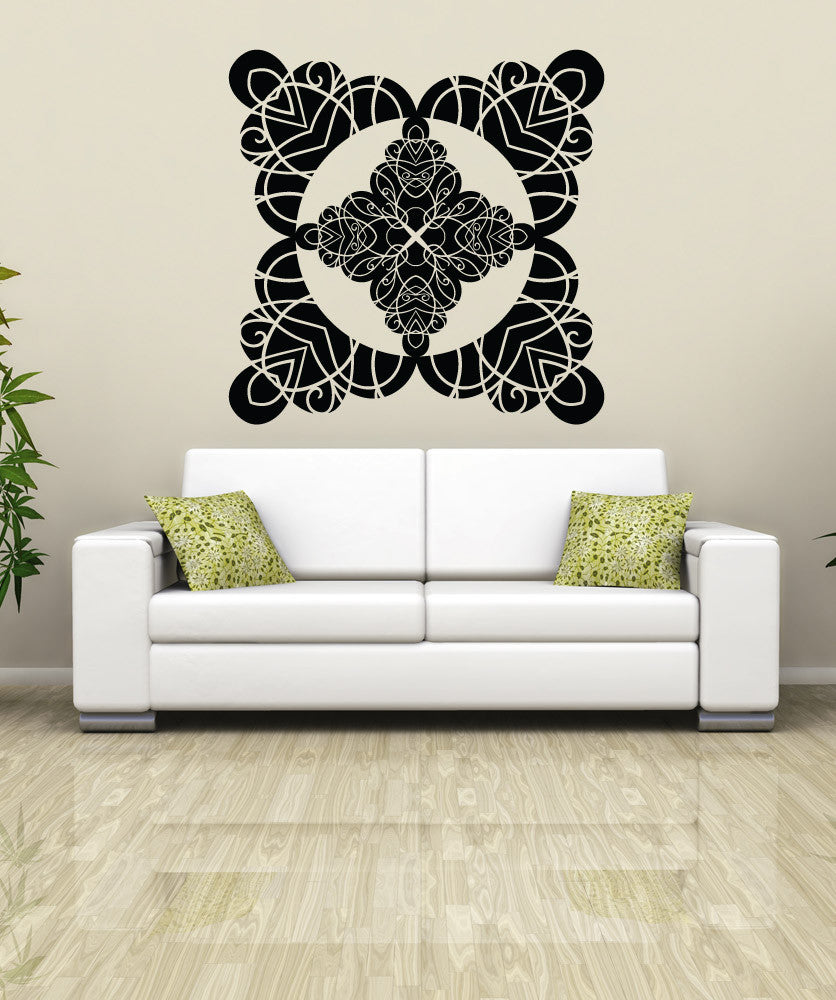 Vinyl Wall Decal Sticker Abstract Decor #OS_MB1049