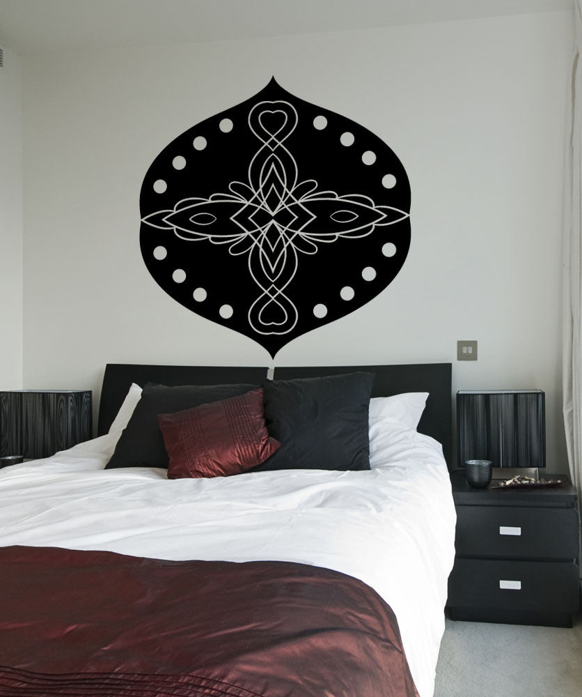 Vinyl Wall Decal Sticker Abstract Wall Art #OS_MB1293