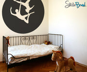 Vinyl Wall Decal Sticker Trapeze Twins Spotlight #OS_MB195
