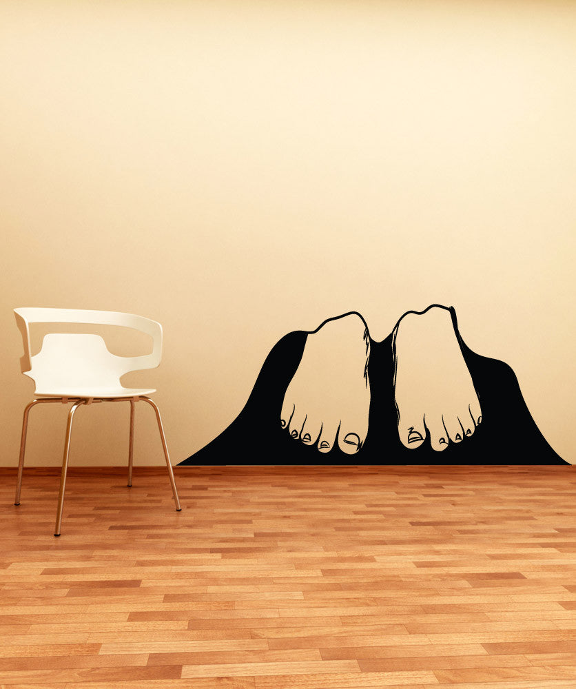 Wall Decals of People | Silhouette Wall Decals | StickerBrand –