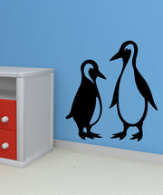 Vinyl Wall Decal Sticker Penguins #OS_MB352