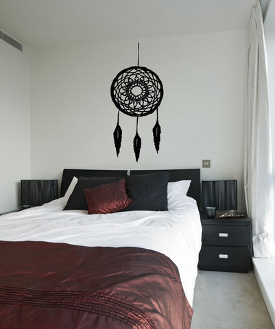 Vinyl Wall Decal Sticker Small Dream Catcher #OS_MB365