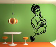 Vinyl Wall Decal Sticker Genie in a Bottle #OS_MB384