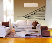 Vinyl Wall Decal Sticker Stoop #OS_MB609