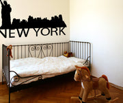 Vinyl Wall Decal Sticker NYC #OS_MB616