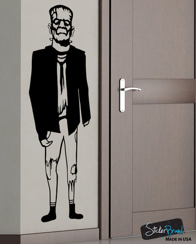 Vinyl Wall Decal Sticker Frankenstein #OS_MB653