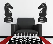 Vinyl Wall Decal Sticker Chess #OS_MB665