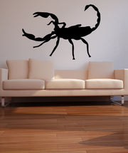 Vinyl Wall Decal Sticker Scorpion #OS_MB764