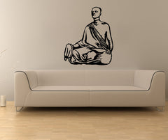 Vinyl Wall Decal Sticker Inner Peace Os Mb804