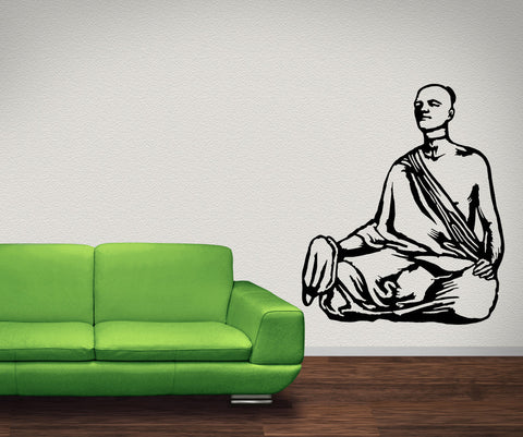 Vinyl Wall Decal Sticker Inner Peace #OS_MB804