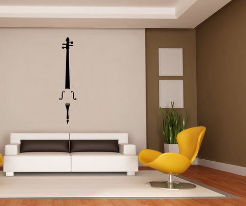 Vinyl Wall Decal Sticker Guitar Parts #OS_MB878