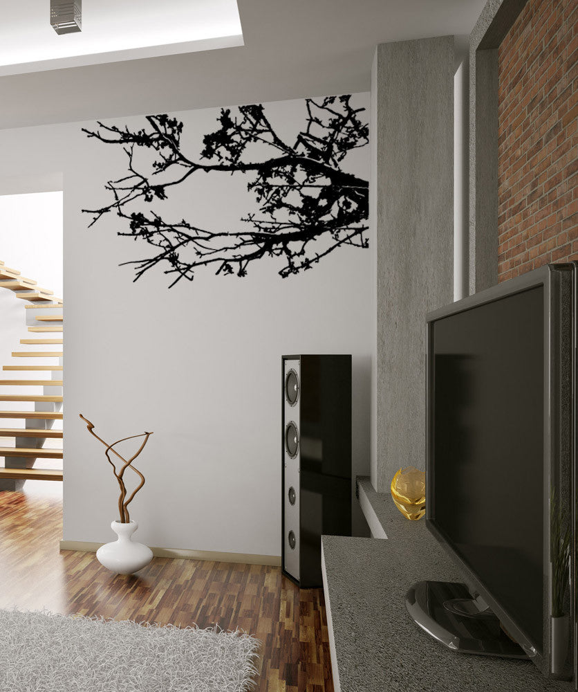 Vinyl Wall Decal Sticker Branches #OS_MB954