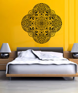 Vinyl Wall Decal Sticker Abstract Moroccan Art #OS_MB969